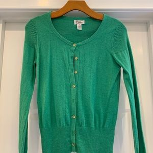Lilly Pulitzer Cashmere Blend Cardigan
